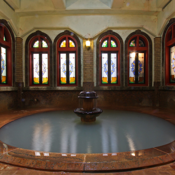 温泉 | 【公式】歴史の宿金具屋